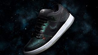 国内4月20日発売 Nike SB Zoom Dunk Low TRD QS(883232-001)