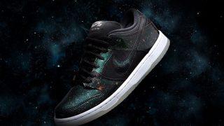 国内4月20日発売 Nike SB Zoom Dunk Low TRD QS(883232-001)