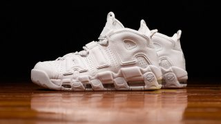 5月26日発売予定 Nike Air More Uptempo 96 Triple White 921948-100