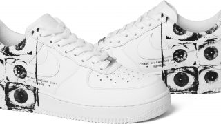 5月20日発売予定 Supreme × Comme des Garçons SHIRT × Nike Air Force 1 Low 923044-100