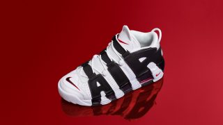 6月29日発売予定 Nike Air More Uptempo IN YOUR FACE 414962-105