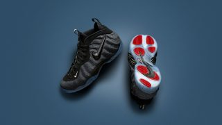 6月9日発売予定 Nike Air Foamposite Pro FOAM IN FLEECE(624041-007)