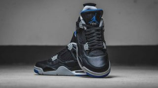 6月17日発売予定 Nike Air Jordan 4 Retro MOTORSPORT AWAY