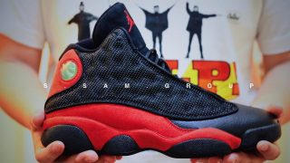 8月19日発売 Nike Air Jordan 13 Retro BRED(414571-004)