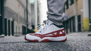 9月23日発売 Nike Air Jordan 11 Retro Low IE 919712-101