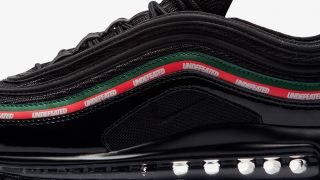 9月21日発売 Nike Air Max 97 × UNDEFEATED AJ1986-001