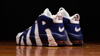 9月23日発売 Nike Air More Uptempo NONSTOP AIR 921948-101