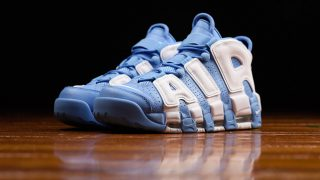 9月1日発売 Nike Air More Uptempo University Blue 921948-401