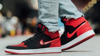 9月9日発売 Nike Air Jordan 1 Flykint BANNED 919704-001