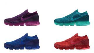 "10月19日発売開始!Nike Air VaporMax""Jewel Tones"""