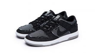 11月24日発売 Nike SB × BE@RBRICK Dunk Low ELITE 877063-002