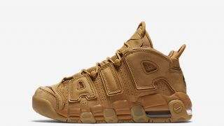 11月2日発売予定 Nike Air More Uptempo SE FLAX 922845-200