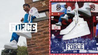 12月1日発売 Nike Air Force 1 Just Don AO1074-100