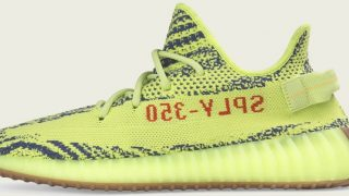 国内11月18日発売 adidas Originals Yeezy Boost 350 V2(B37572)