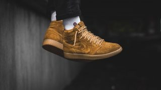 11月25日発売 Nike Air Jordan 1 Retro High OG WHEAT 555088-710