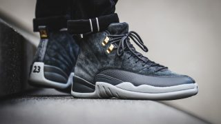 11月18日発売 Nike Air Jordan 12 Retro DARK GREY 130690-005