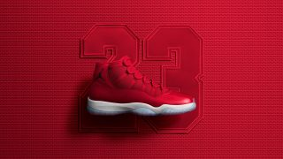 12月9日発売 Nike Air Jordan 11 Retro WIN LIKE '96 378037-623
