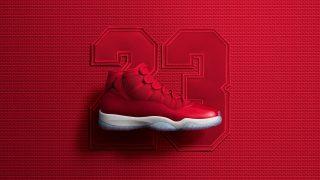 12月9日発売 Nike Air Jordan 11 Retro WIN LIKE '96 378037-623