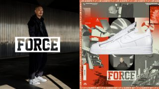 12月2日発売 Nike Air Force 1 ACRONYM AJ6247-100