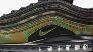 12月9日発売 Nike Air Max 97 Premium GLOBAL FORCE AJ2614-203