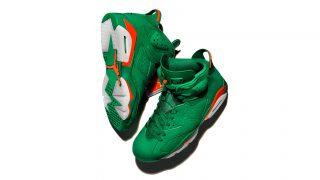 12月30日発売 Nike Air Jordan 6 Retro GATORADE AJ5986-335