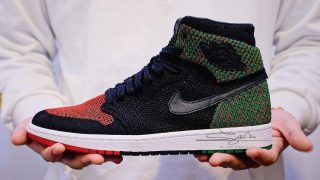2月1日発売 Nike Air Jordan 1 Retro High Flyknit BHM AA2426-026