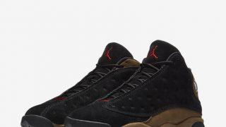 1月20日発売 Nike Air Jordan 13 Retro OLIVE 414571-006