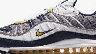 1月26日発売 Nike Air Max 98 FEARLESS 90S 640744-105