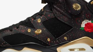 1月13日発売 Nike Air Jordan 6 Retro CHINESE NEW YEAR AA2492-021