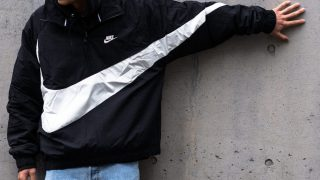 1月27日発売予定 NikeSportsWear ANRK JKT HD Big Swoosh