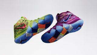 1月6日発売予定 Nike Kyrie 4 EP CONFETTI AJ1691-900