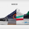1月23日発売開始!Nike iD Air Force 1 NBA CITY EDITION