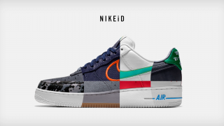 1月23日発売開始!Nike iD Air Force 1 NBA CITY EDITION
