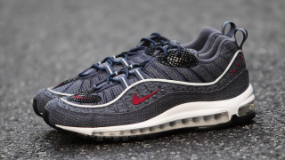2月1日発売 Nike Air Max 98 QS THUNDER BLUE 924462-400