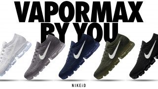 1月19日発売 Nike Air Vapormax iD Super Neutral