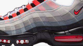 3月1日発売 Nike Air Max 95 OGカラー SOLAR RED 609048-106