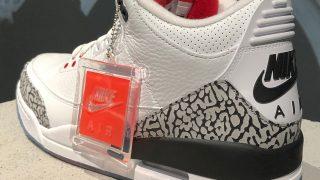 2月14日発売 Nike Air Jordan 3 Retro NRG 1988 Dunk Contest 923096-101