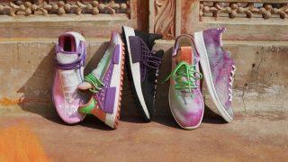 3月16日発売 adidas Originals × Pharrell Williams  PW HU HOLI NMD MC AC7033/AC7034/AC7362