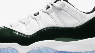 3月31日発売 Nke Air Jordan 11 Retro Low IRIDESCENT 528895-145