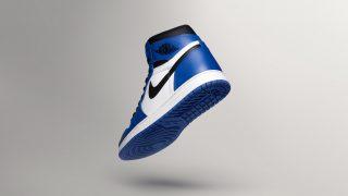 3月24日発売 Nike Air Jordan 1 Retro High OG WHITE/ROYAL 555088-403