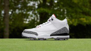 3月2日発売開始 Nike Air Jordan 3 ゴルフシューズ AJ3783-100