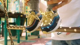 "4月7日発売 Nike Air Max 1/97 SW TD ""COLLECTOR'S DREAM"" BQ1670-400"