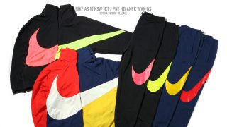 4月14日発売 NIKE AS M NSW JKT HD ANRK WVN & PNT HD ANRK WVN QS