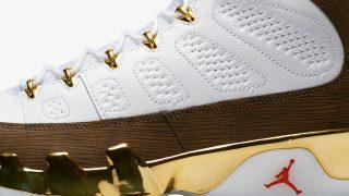 5月26日発売 Nike Air Jordan 9 Retro MELO MOP 302370-122