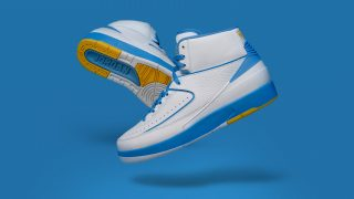 6月9日発売 Nike Air Jordan 2 Retro MELO 385475-122
