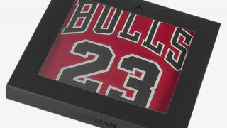 7月1日発売 Nike Michael Jordan Icon Edition Authentic Jersey BV7246-657