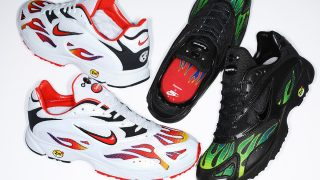 国内6月16日発売予定 Supreme × Nike Air Streak Spectrum Plus 2018ss
