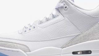 7月28日発売 Nike Air Jordan 3 Retro 136064-111