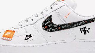 7月14日発売 Nike Air Force 1 PREMIUM JDI COLLECTION AR7719-100