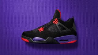"9月1日発売 Nike Air Jordan 4 Retro NRG ""RAPTORS""AQ3816-056"